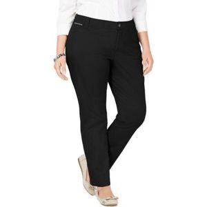 NWT Charter Club Plus Size Chino Pants